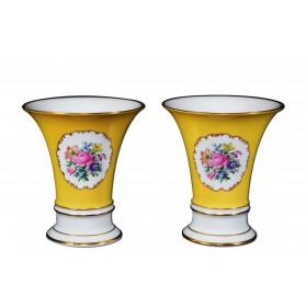 Vasos porcelana alemã